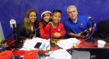 Lili en Consumer Law Group para Luries Childrens Hospital Radiothon 10-13-17