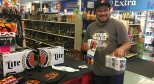 La Ley con Miller Lite en Joes Food and Liquor 9-7-17