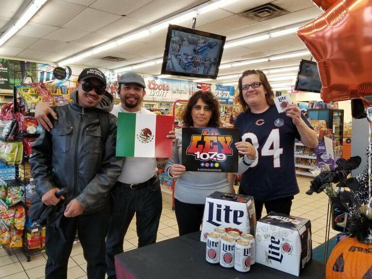 Al Piemonte Chevy >> La Ley con Miller Lite en JJ Peppers 10-22-17 • La Ley 107.9 FM