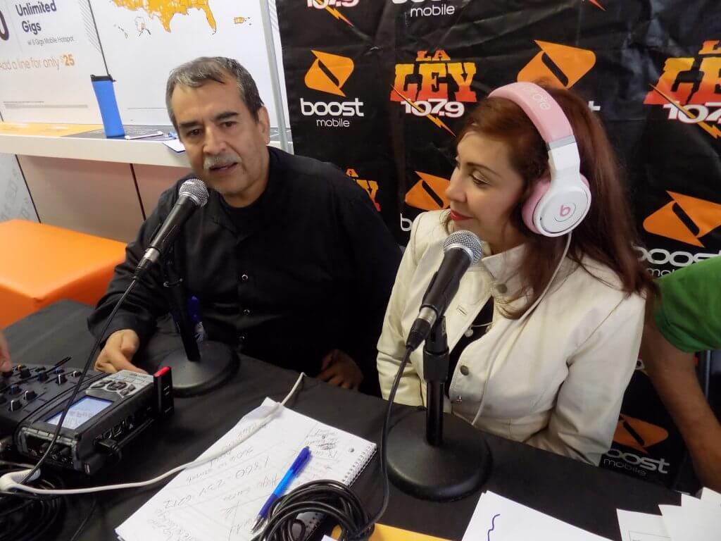 Lili En Boostmobile Para Luries Children Radiothon 10 12