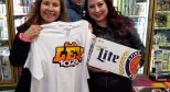 La Ley con Miller Lite en Grand and Western 1-28-18