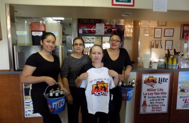 Al Piemonte Chevy >> La Ley y Miller Lite en La Trinidad Restaurant 05-20-18 ...