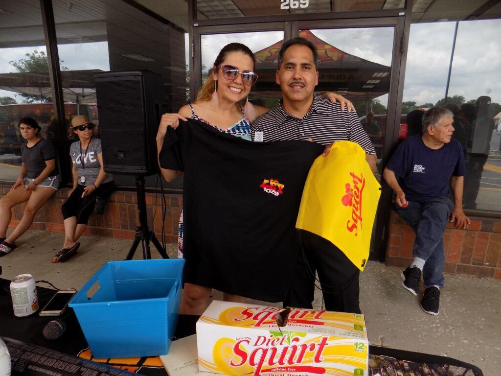 Zeigler Nissan Gurnee >> Diane Fong 'La Patrona' Con Squirt 7/15/18 • La Ley 107.9 FM
