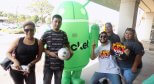 Israel 'El Turko' at Cricket Wireless 6-29-18