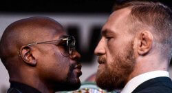 FLoyd VS McGregor