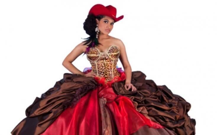 Los Vestidos De Quinceañera Más Feos De La Red Zeta 923