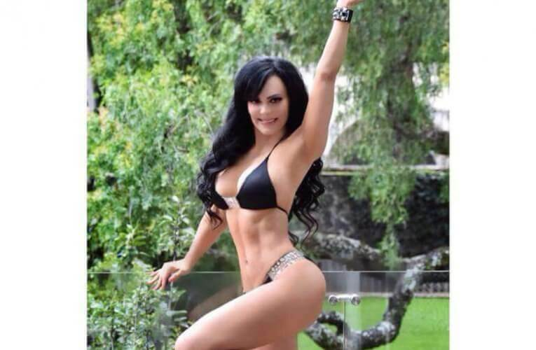 Desnuda maribel guardia Nude Photos 45